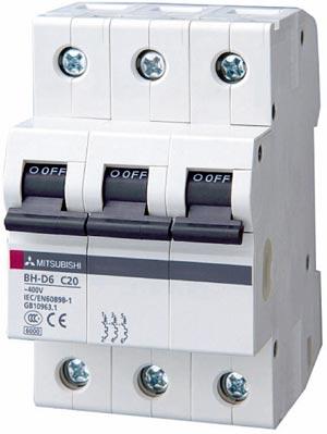 Коммутационная аппаратура Mitsubishi Electric