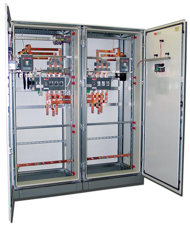 Распределительные шкафы и коммутационное оборудование высокого качества